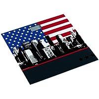 - Personenwaage, elektronisch digital Déco New York Building Flagge USA preisvergleich bei billige-tabletten.eu