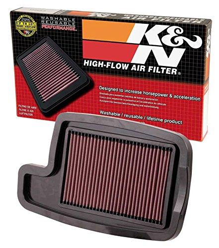 K&N Ac-4004 filtre à air de rechange pour Arctic Cat 400 4 x 4 ; 06-08/500 4 x 4 05-09 (Powersports filtres à air)