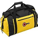 QBag Hecktasche/Gepäckrolle wasserdicht 04 bis zu 80L gelb/schwar