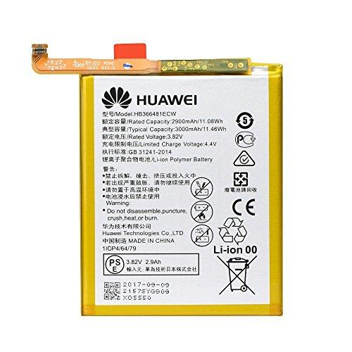 Bateria Original Huawei HB366481ECW 3000 mAh Capacidad