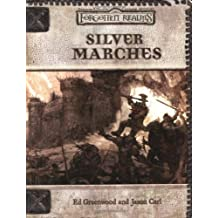 Silver Marches: Forgotten Realms Supplement