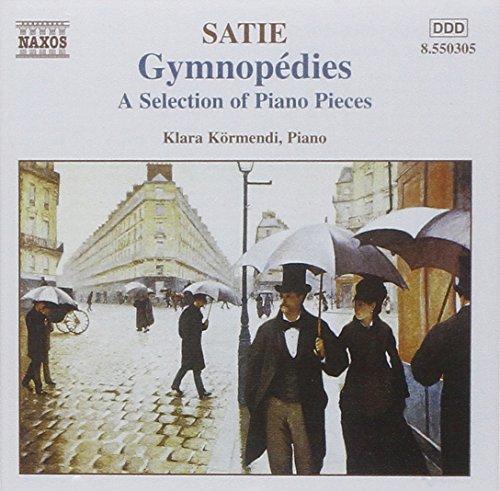 Satie: Piano Works Test