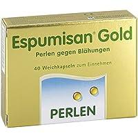 Espumisan Gold Perlen gegen Blähungen 40 stk preisvergleich bei billige-tabletten.eu