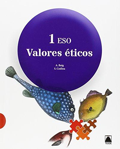 Valores éticos 1 ESO - 9788430790401 por Salvador Codina Illamola