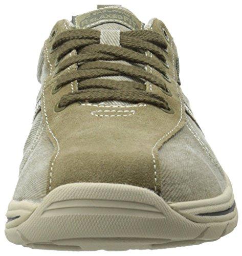Skechers ExpectedMellor Herren Sneakers Taupe