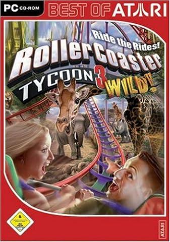 Roller Coaster Tycoon 3: Wild! [Best of