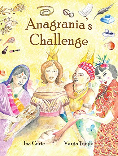 Anagrania's Challenge (Whole nutrition) por Ina Curic