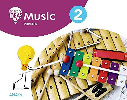 Music 2. Pupil's Book (BRILLIANT IDEAS)