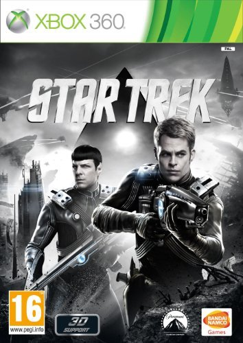 Trek Star Für Xbox 360 (Star Trek (Xbox 360) by Namco Bandai)
