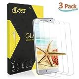 [3-Pack] HD Displayschutz für Galaxy S7, Anti-Kratz Ultra-resistente Härte 9H Gehärtetes Glas - 3D Touch Kompatibel für Samsung Galaxy S7