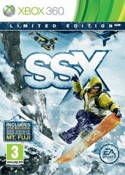 SSX Limited Edition (XBOX 360) [importación inglesa]