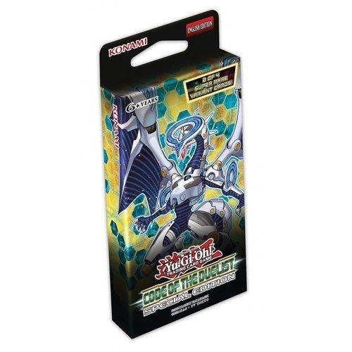 Yu-Gi-Oh kon545768Code der Duellanten Special Edition Game Pack (Yu-gi-oh Pendulum Monster)