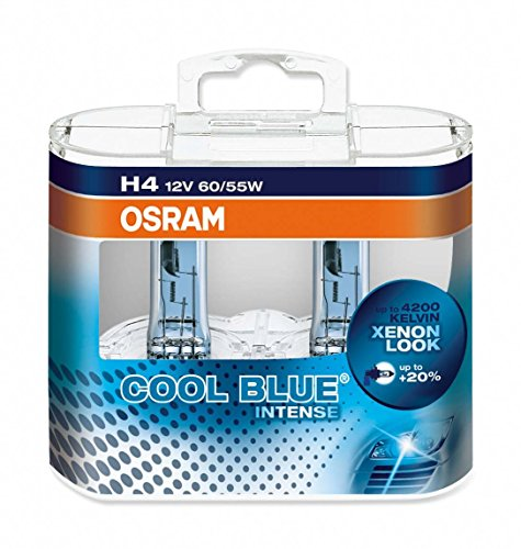 Osram H4 64193 Cool Blue Intense Duo Box (12V, 60/55W)