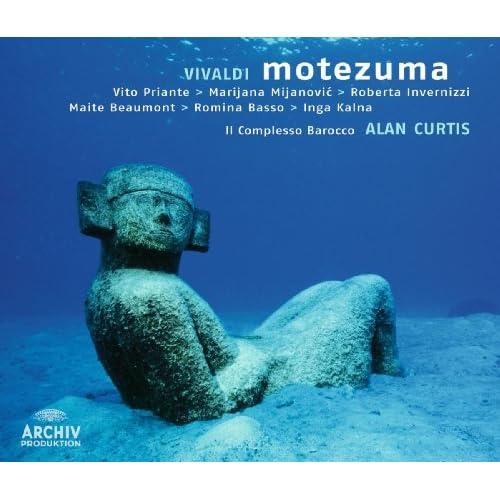 """Vivaldi: Motezuma, RV 723 / Act 2 - Rec. """"Mi deride, mi sprezza"""""""