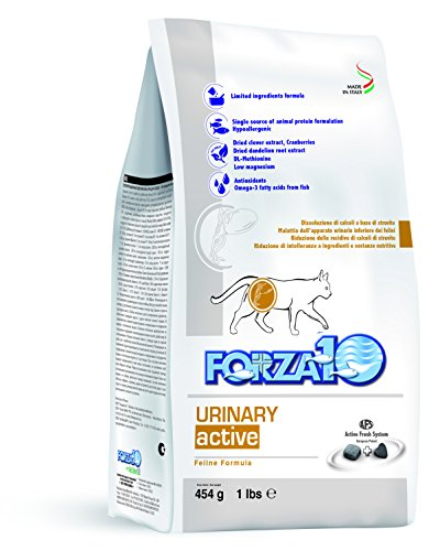 Forza10 Gatto, Dieta Urinary Active Gr.454