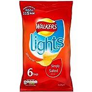 Feux De Marcheurs Simplement Salés Chips 24G X 6 Par Paquet - Paquet de 2
