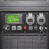 Denqbar DQ3600ER mit E-Start und Funk - 4