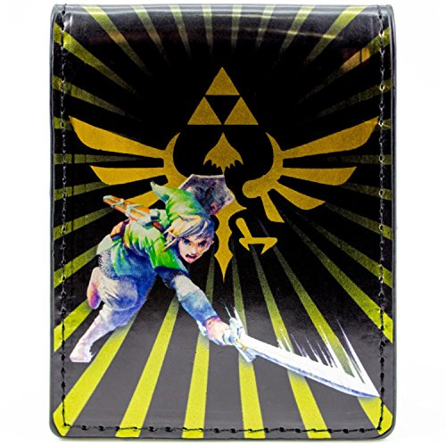 Cartera de Nintendo Zelda Skyward Sword Multicolor