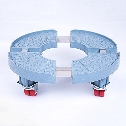 Ruedas Base circular Base Ruedas aire acondicionado