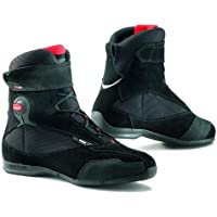 TCX X Cube EVO Motorcycle Boots Air, Black, Size 43
