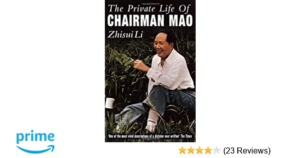 The Private Life Of Chairman Mao Pdf