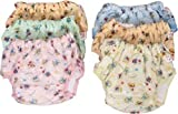 Chinmay Kids Baby Care ABSORBABLE Panty Joker Print (XL - Size) (6PCS)
