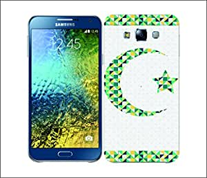 Galaxy Printed 2084 Geometric Relegious Symbol Islam Hard Cover for Samsung GRAND 2