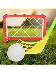 Gazechimp Mini Set Hockey Jouet Coordination sport Gymnase Enfant Ami