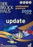 Der Brockhaus multimedial 2009 premium Update DVD für Win Vista/XP/2000, Mac und Linux -
