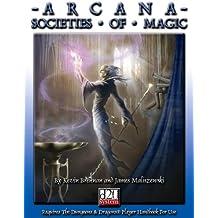 Arcana: Societies of Magic