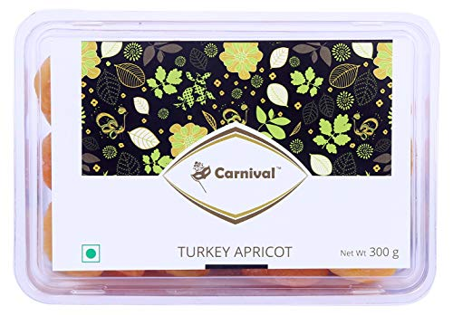 Carnival Turkey Apricot – 300g