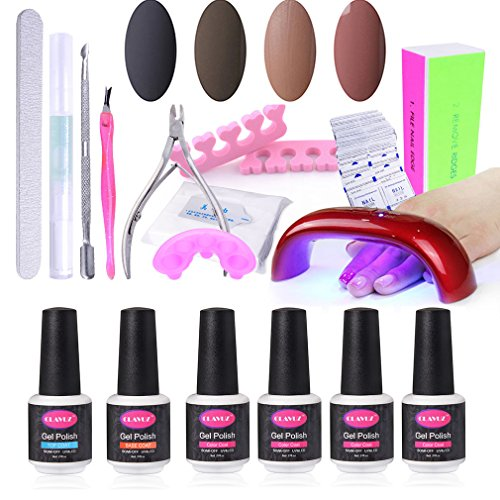 clavuz-nail-art-starter-set-4-teiligsoak-off-gel-nagellack-set-mit-9w-uv-led-nageltrockner-30s-60s-9