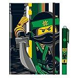 Lego 51865–Quaderno con Penna segreto, Ninjago Movie, DIN A5Hard Cover