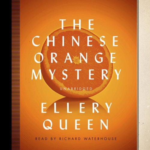 The Chinese Orange Mystery  Audiolibri