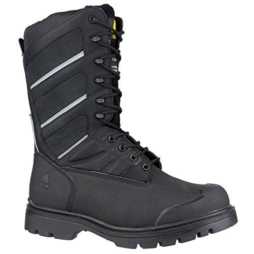 Amblers FS994 - Stivali Antinfortunistici - Uomo Nero