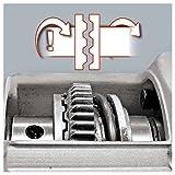 Einhell Bohrhammer Set TC-RH 900 (900 W, 3 J, Bohrleistung in Beton Ø 26 mm, SDS-Plus-Aufnahme, inkl. 12 tlg. Bohr- und Meißelset, im Koffer) für Einhell Bohrhammer Set TC-RH 900 (900 W, 3 J, Bohrleistung in Beton Ø 26 mm, SDS-Plus-Aufnahme, inkl. 12 tlg. Bohr- und Meißelset, im Koffer)
