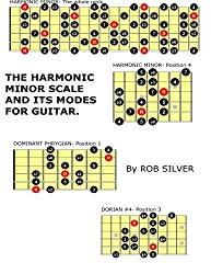 The Harmonic Minor Scale and its Modes for Guitar (Basic Scale Guides for Guitar) (Volume 2) by Rob Silver (2014-10-23)