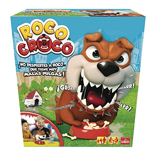 Goliath ROCO Croco. Quítale Huesos Mucho Cuidado