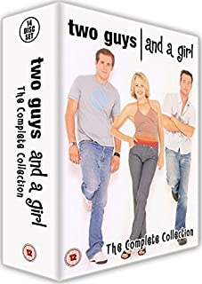 Two Guys And A Girl - The Complete Collection [DVD] (B00C1ITHX0) | Amazon price tracker / tracking, Amazon price history charts, Amazon price watches, Amazon price drop alerts