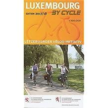 LUXEMBOURG - BY CYCLE Edition 2017/18: LẾTZEBUERGER VẾLOS-INITIATIV 1:100000 (Radwanderkarte)