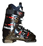 HEAD Herren Skischuhe FX7, Black/Red, 605400-28.5