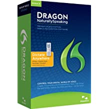 Dragon NaturallySpeaking Premium 12.0, Mobile (PC)