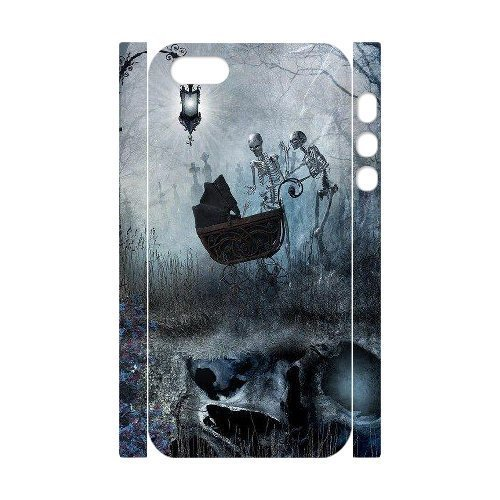3D Skeleton Family For SamSung Galaxy Note 3 Phone Case Cover White