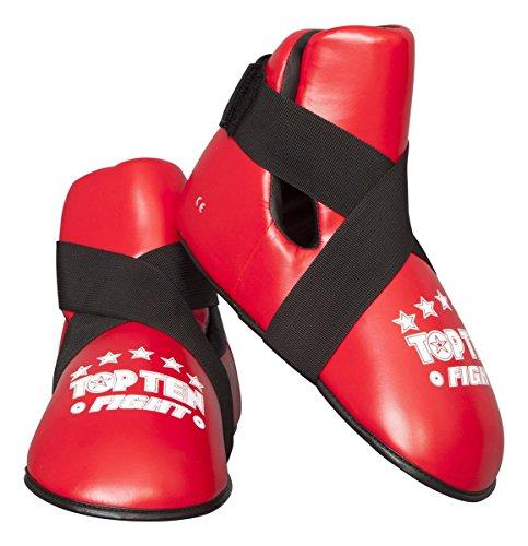 Top Ten Fight Kick Red