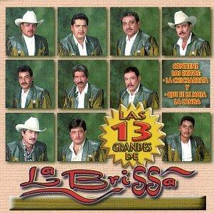 13 Grandes De La Brissa by Brissa (1999-04-20) (La Brissa)