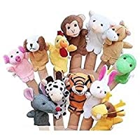 Finger Puppets Animal Puppets