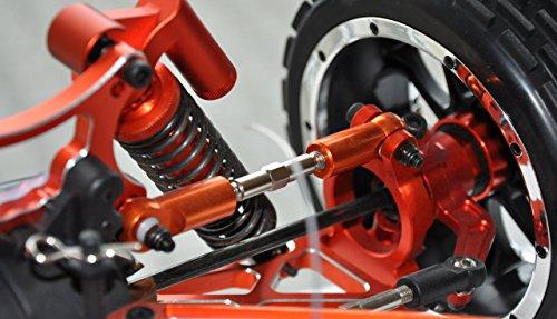 RC Auto kaufen Buggy Bild 3: Amewi 22255 Pitbull 1:5, Vollmetall 2WD Fahrzeug, 30 cm*