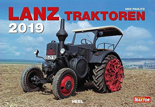 Lanz Traktoren 2019: Historische Ackerschlepper aus Mannheim