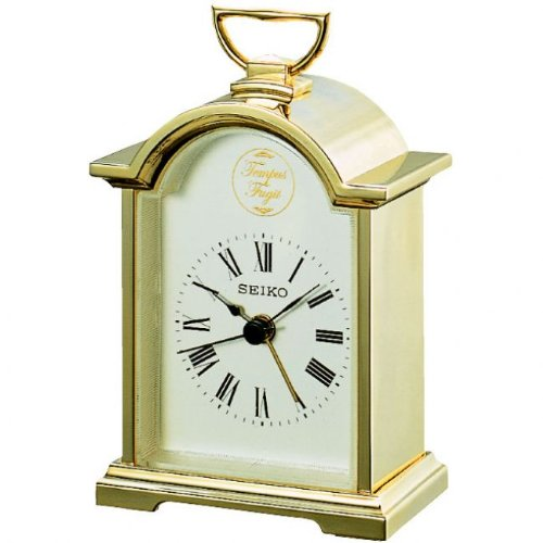 Seiko mantel alarm clock