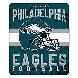Philadelphia Eagles Offizielle NFL Decke, Fleecedecke in 127 x 152 cm